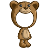 Tan Teddy Bear Costume-icon