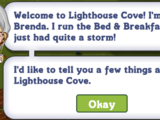 Welcome to Lighthouse Cove