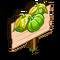 Bright Tomatillo Mastery Sign-icon