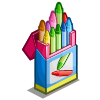 Crayons 2-icon