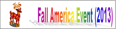 Fall America Event (2013) Event Banner
