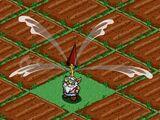 Gnome Sprinkler