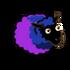 Persian Blue Violet Ewe