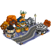 Spooky Lane (decoration)-icon