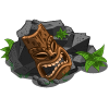 Tiki Mask I-icon