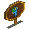 Wind Pegacorn Mastery Sign-icon