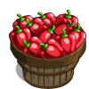 Australian Red Pepper Bushel-icon