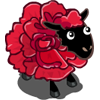 Big Carnation Sheep-icon
