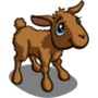 Brown Lamb-icon