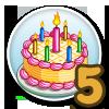 Happy Fourth Birthday Quest 5-icon