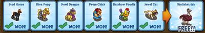Mystery Game 132 Rewards Revealed