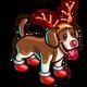 Santas Rein Dog-icon