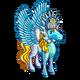Sparkle Queen Pegasus-icon