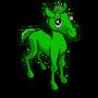 Green Foal-icon