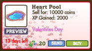 Heart Pool Market Info (January 2012)