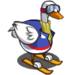 Ski Goose-icon