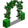 Winter holly arch-icon