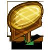 Super Yellow Melon Mastery Sign-icon