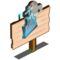 Whispy Tombstone Mastery Sign-icon
