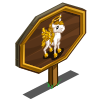 Angel Foal Mastery Sign-icon