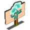 Frost Poppy Mastery Sign-icon