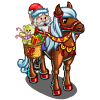 Gift Carrier Horse-icon