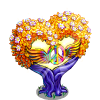 Peace Wings Tree-icon