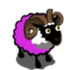 Real White Purple Ram-icon