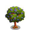 Stemless Gentian Tree-icon