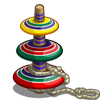 Tiered Koma-icon