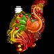 Autumn Season Peacock-icon