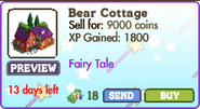 Bear Cottage Market Info (July 2012)