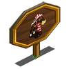 Caroling Foal Mastery Sign-icon