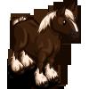 Comtois Horse-icon