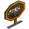 Dire Wolf Mastery Sign-icon