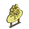 Gem Tree II Mastery Sign-icon