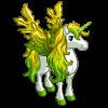 Green Leaf Pegacorn-icon