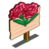 Red Carnation (crop) Mastery Sign-icon