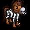Skeleton Mini Horse-icon