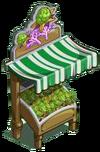 Startichoke Stall-icon