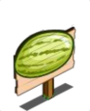 Yellow Melon Mastery Sign-icon