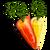 Glow Stick Carrot-icon