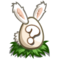 White Rabbit Mystery Egg-icon