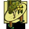 Acacia Tree Mastery Sign-icon