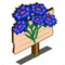 Cornflower Mastery Sign-icon