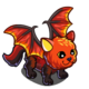 Dragon Wings Cat-icon