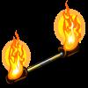 Flame Baton-icon