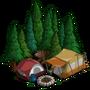 Forest Campsite-icon