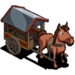 Horse & Carriage-icon