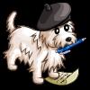 Poet Dog-icon
